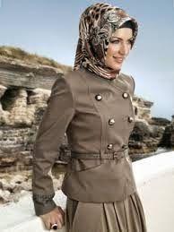 trend busana wanita : Trend Busana Wanita Kerja Muslimah 2014
