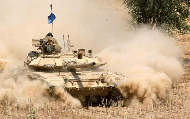 Military and Commercial Technology: India's OFB expects Indian Army to order 700 T-90S tanks in 2018