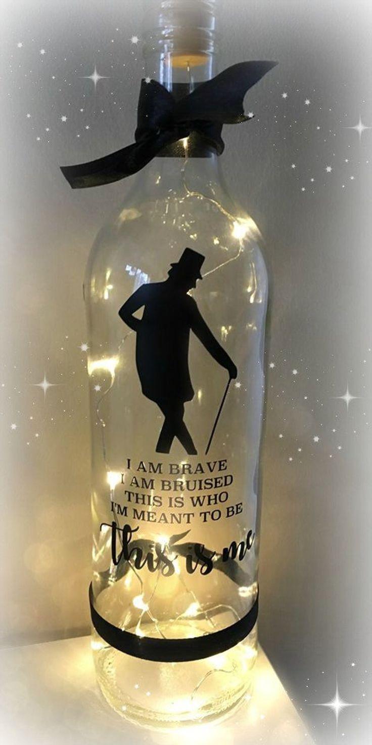The Greatest Showman Theme Night Light Fairy Light