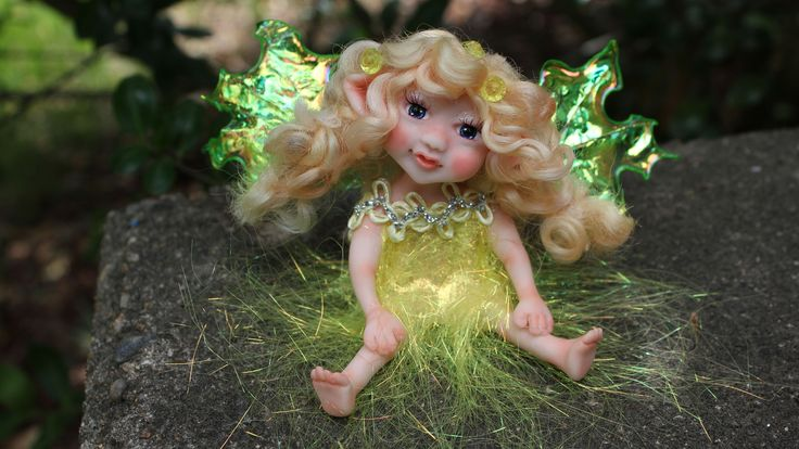 Fairy Dolls by Judy Pollard #b2zonemagazine #b2zoneservice