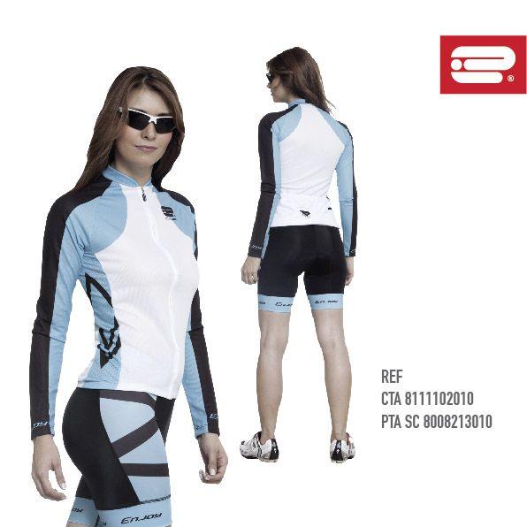 Uniforme de ciclismo REFERENCIA CTA 8111102010-PTA SC 8008213010