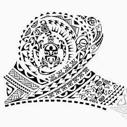 Tattoo of Toa, Warrior, victorious tattoo - TattooTribes.com