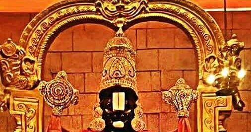 On this path effort never goes to waste and there is no failure. Even a little effort toward spiritual awareness will protect you from the greatest fear.- Lord Venkateswara #lordvenkateswarawords