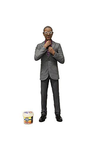 Mezco Toys Breaking Bad Action Figure Gustavo Fring 15 cm SHIPPED FROM ITALY by Mezco Toys @ niftywarehouse.com #NiftyWarehouse #BreakingBad #AMC #Show #TV #Shows #Gifts #Merchandise #WalterWhite