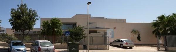 Centro de salud de Gata de Gorgos (Alicante) realizado por Metropolis Arquitectura y Diseño S.L.