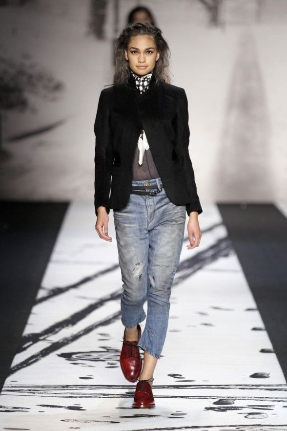 все самое интересное о джинсах