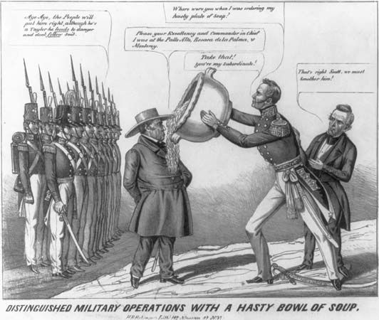 Risk of a new civil war? Today 'us and them' differs from 1850s.