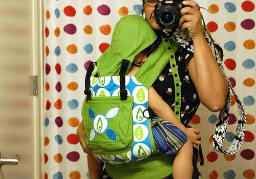 Help me pimp my Ergo carrier ....... please :o) - JustMommies Message Boards