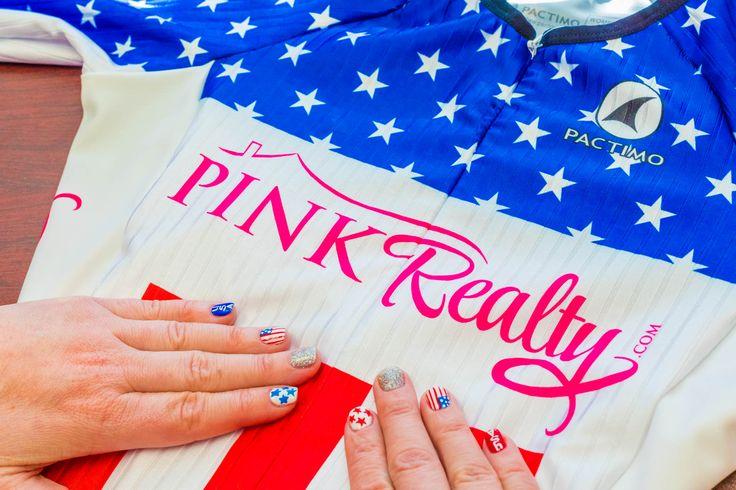 Patriotic Nails, 4th of july nails, team usa nails.