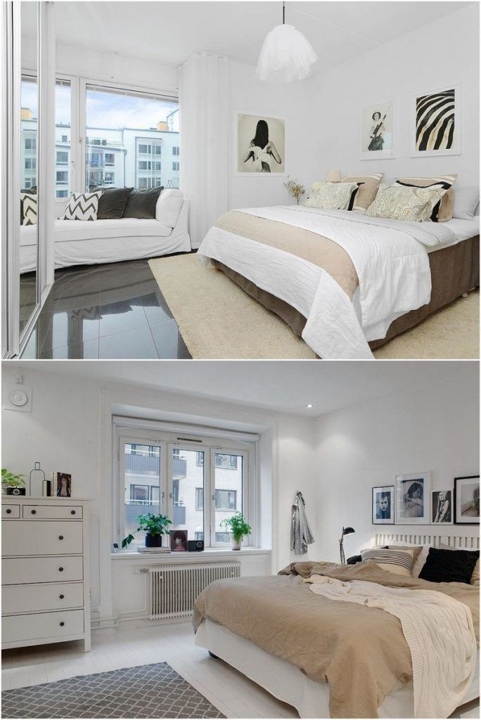 That S Why White Bedrooms Aren T Boring 31 Photos Small White Bedrooms White Bedroom Small Bedroom
