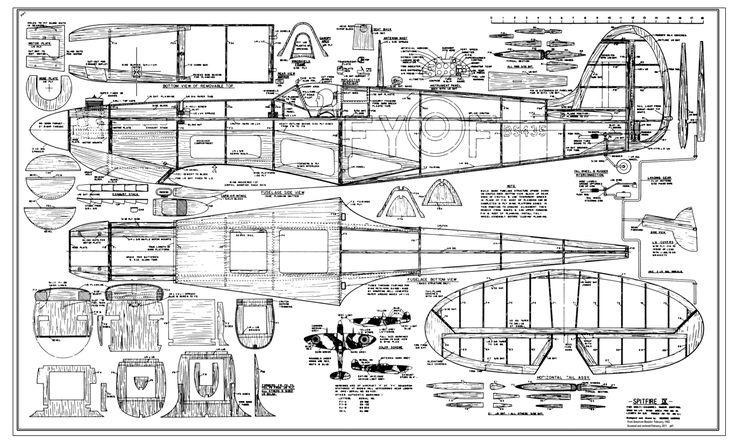 Http Www Laser Design Services Com Spitfire 20plan 1 Jpg