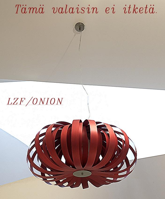 Sipuli itkettää, Onion ei.