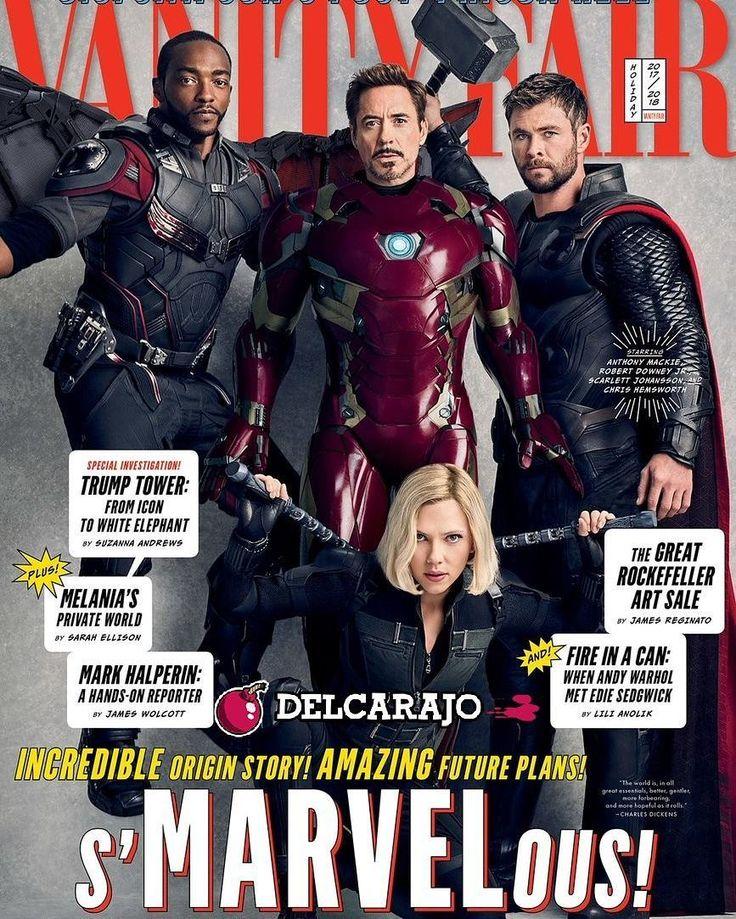 Primer vistazo a Avengers en Infinity War  . PREGUNTA DELCARAJO: Qué esperas de esta nueva pelicula de los Vengadores? .  No te olvides de darle duro a like!  Menciona a tu amigo fan de Avengers.