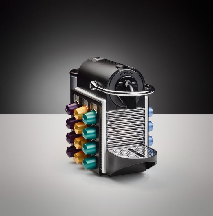 U cap portacapsule distributore di capsule per nespresso versione nespre - Capsule nespresso pixie ...