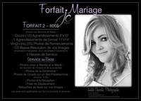 JC Photographe - Deal Offer - FORFAIT PHOTOGRAPHIE MARIAGE 2013