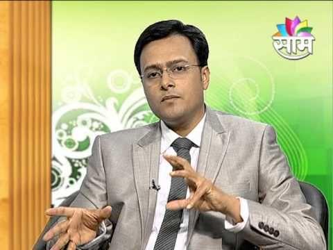 Dr Ashwin Porwal Interview  on Saam TV  regarding Treatment of Hernia, Piles, Constipation, Fistula Part-II