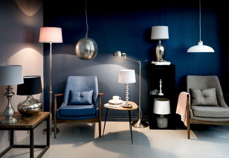 Pentik Lamps, Lampstands & Lampshades
