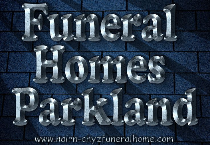 Funerals Parkland preplanning gives you the ability to choose your method of disposition, the exact type of services you want. Funeral preplanning allows you to make extremely important decisions through a calm and clear thought process. Try this site http://www.nairn-chyzfuneralhome.com/ for more information on Funerals Parkland.