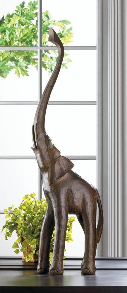 Joyous Elephant Statue