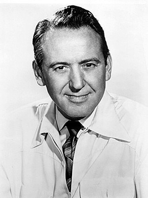 """Red Foley...Host of the """"Ozark Jubilee"""" broadcast from Springfield, Missouri in the 1950s..."""