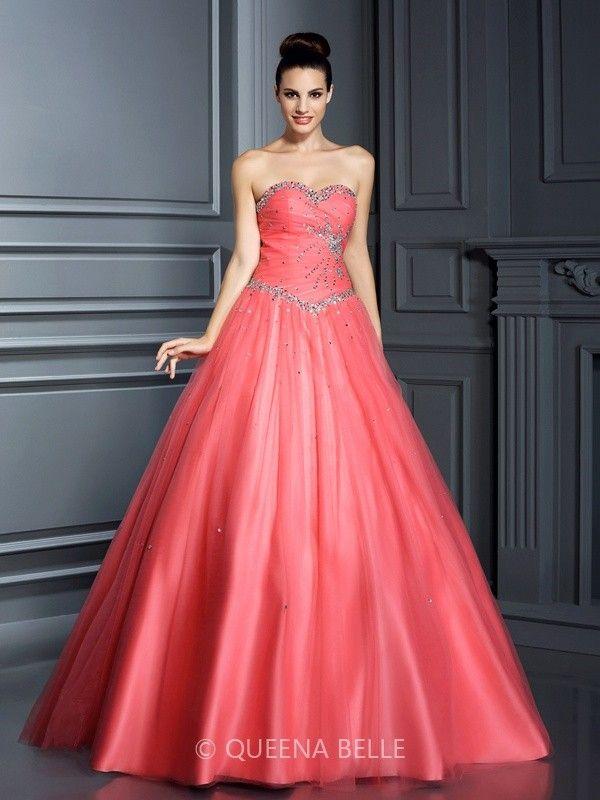Mejores 101 imágenes de Prom Dresses en Pinterest   Vestidos de ...