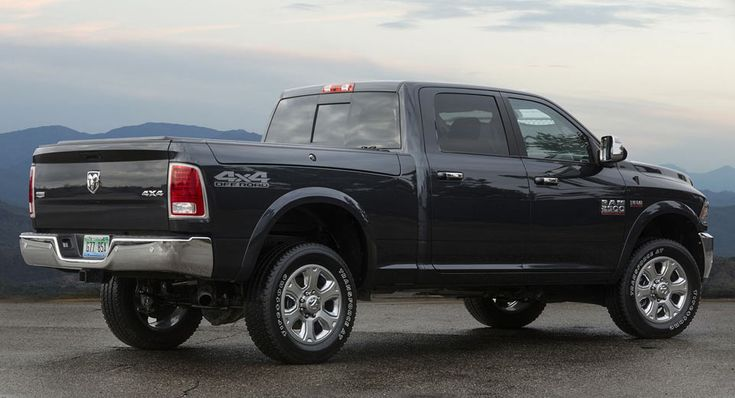 Ram Owners Sue FCA And Cummins Over Inaccurate Fuel Economy Claims