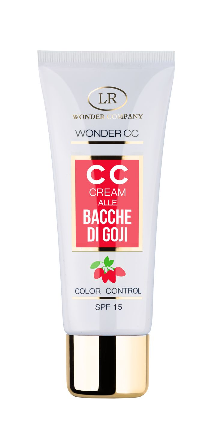 Wonder CC Crema viso alle Bacche di Goji
