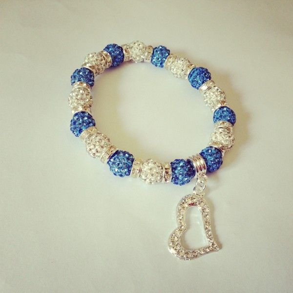 This stunning mini bracelet is for little ladies age 3-11 years each comes with a choice of colours and all are gift wrapped.