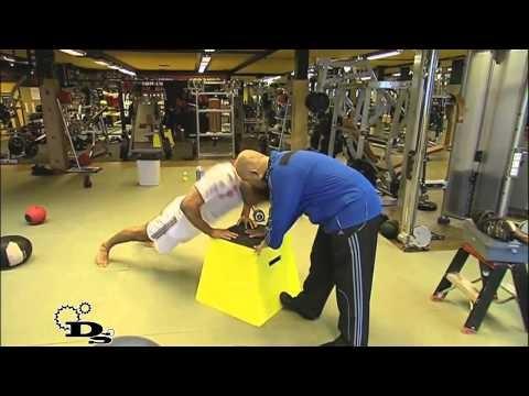 Badr Hari training http://dontstop.com.ua/blog/