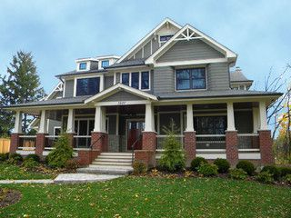 Exterior color combos: if we left the brick red