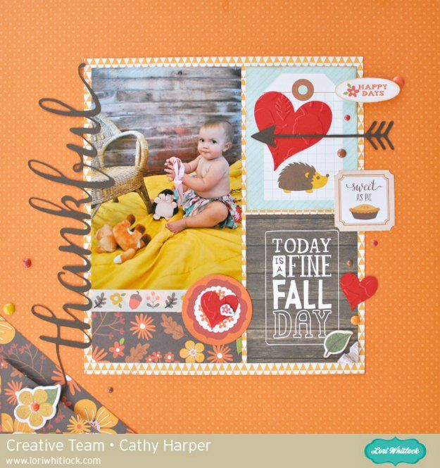 Charper's Gallery: Thankful EP's The Story of Fall