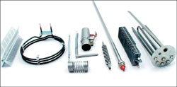 Tubular heaters are very versatile and can be designed with wide range of diameters, lengths, sheath materials and voltage ratings.