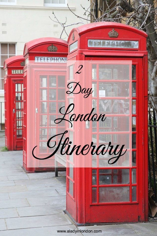 People often ask me how to spend 2 days in London, so today I bring you A Lady in London's itinerary for 48 hours in the UK capital.