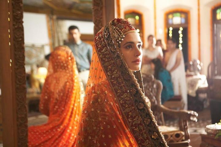 Nargis Fakhri as a Kashmiri Bride