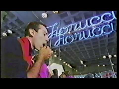 In 1976 Fiorucci opened next door to Bloomingdales's on E 59th St in NYC — and I found Shangri-La! If I wanted to look fabulous for an event or just a Saturday night, I went to Fiorucci. This clip from NBC's Real People TV show treats the store as a zoo for freaks — but, of course, when you're selling to Mid-America, what do you expect (and, of course, in a few years Mid-America would be clamoring for what had become passé at Fiorucci). This amazing time-capsule features Klaus Nomi & Joey…