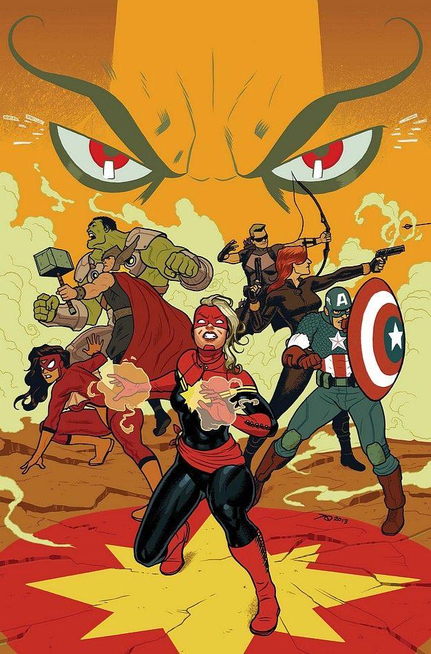 Newsarama.com : Marvel Comics' FULL June 2013 Solicitations