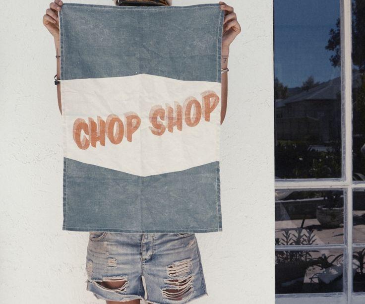 Pony Rider — CHOP SHOP TEA-KIN
