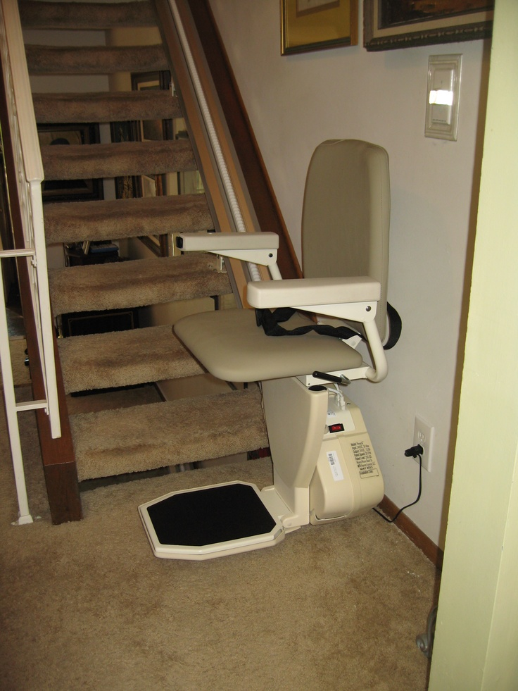 Any Home Can Be Made Accessible With A Stair Lift From Access Lifts In  Eagan,