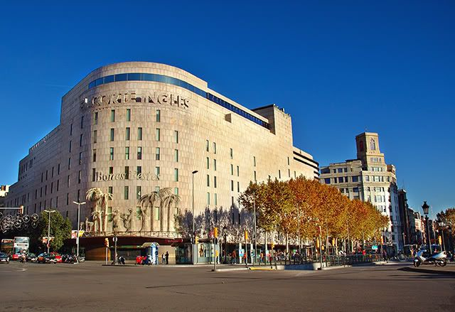 El Corte Ingles - Barcelona