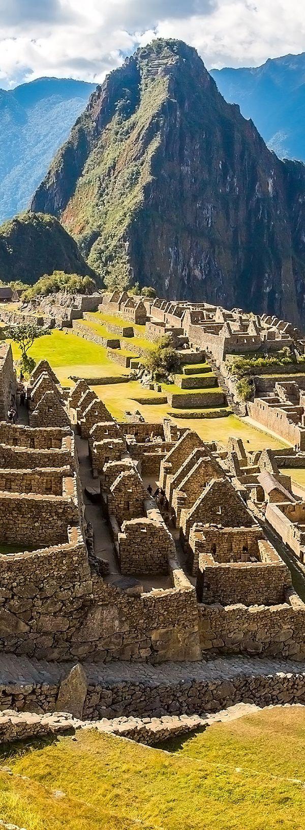 Machu Picchu, Peru,South America
