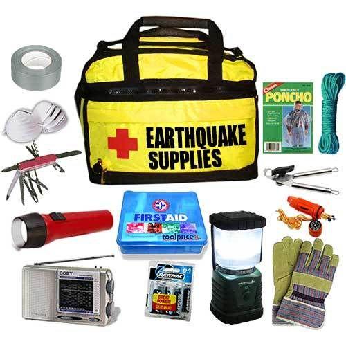 Earthquake Emergency Preparedness Kits - 2015 Hurricane Earthquake & Natural Disaster  Forecast and Update