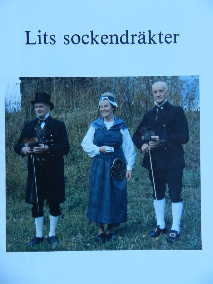 Documentation made by the local folklore societyof Lit, 1983. Editor: Gertrud Jonsson.