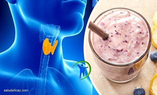 Remedio casero para la tiroides-hipotiroidismo. Descubre como hacer una medicina y tratamiento natural para tratar el hipotiroidismo y bajar de peso.