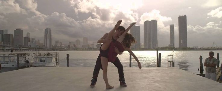"""Step up Revolution ""-Last Dance-Music: ""To build a home"" by Cinematic Orchestra"