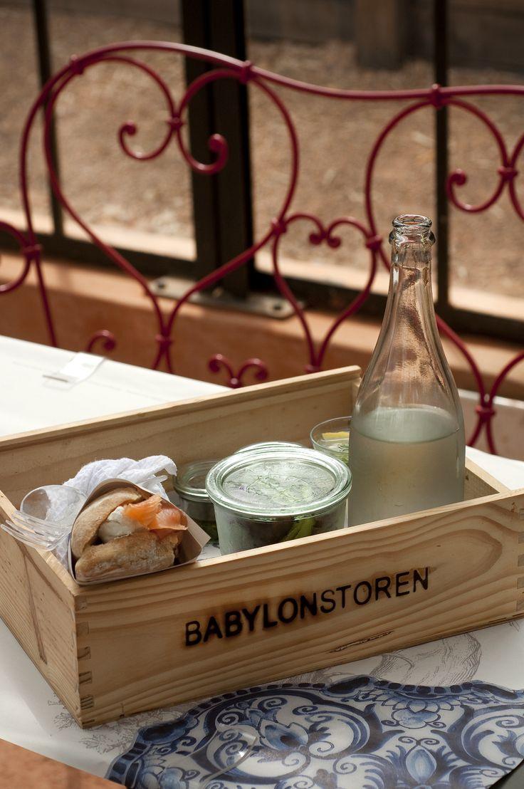 Gourmet lunches. #Babylonstoren #GourmetAfrica #Foodie