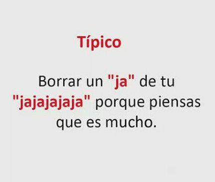 ESO ES MUY TIPICO XD