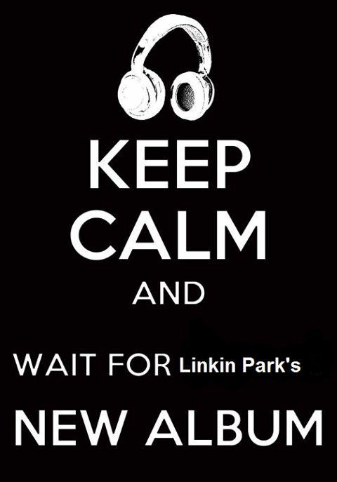 Linkin Park - keep calm