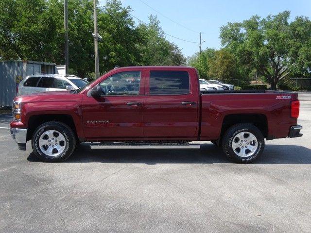 Edmonton Area Chevrolet Pickup Trucks For Sale Buy Used: 2014 Chevrolet Silverado 1500 LT Z71