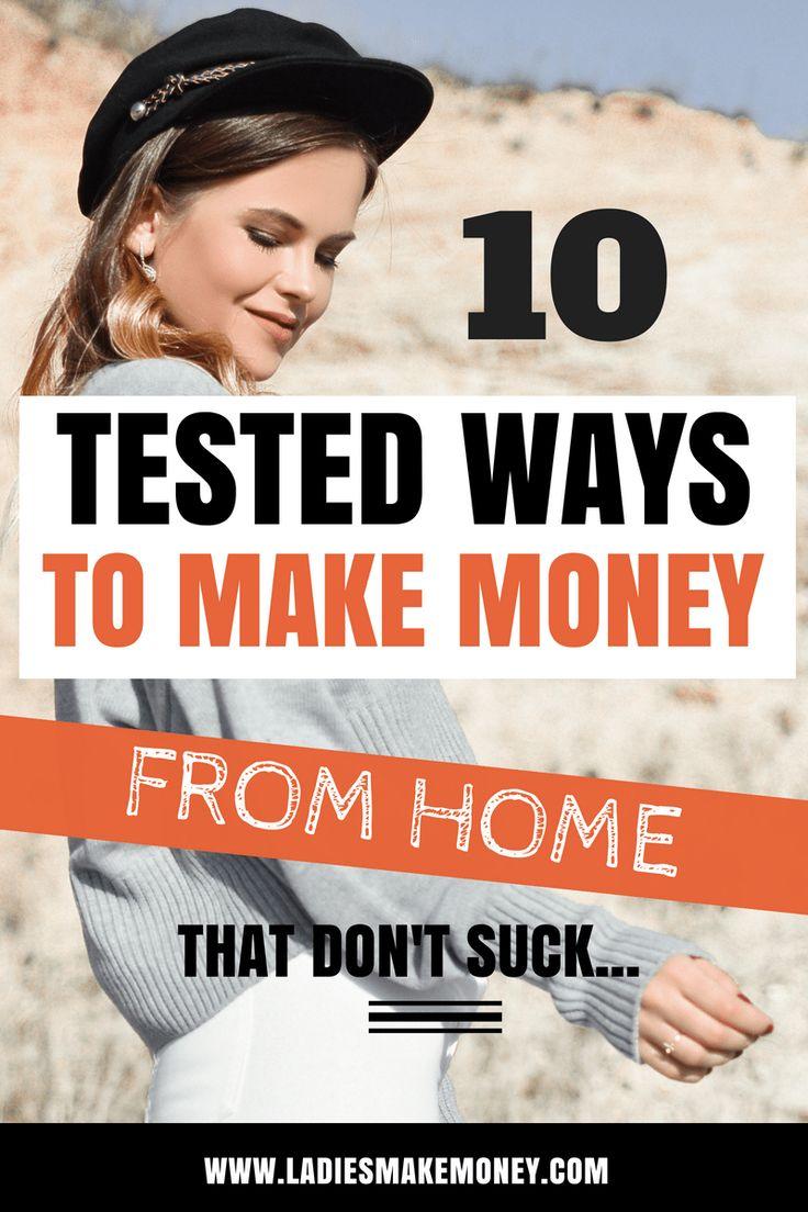 10 Einfache und kreative Möglichkeiten, mit Gelegenheitsjobs Geld von zu Hause aus zu verdienen – Online Part-Time Jobs