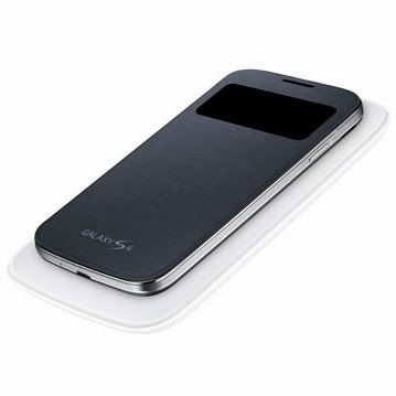 Samsung Galaxy S4 S-View Covers Now Available Supporting Wireless Charging